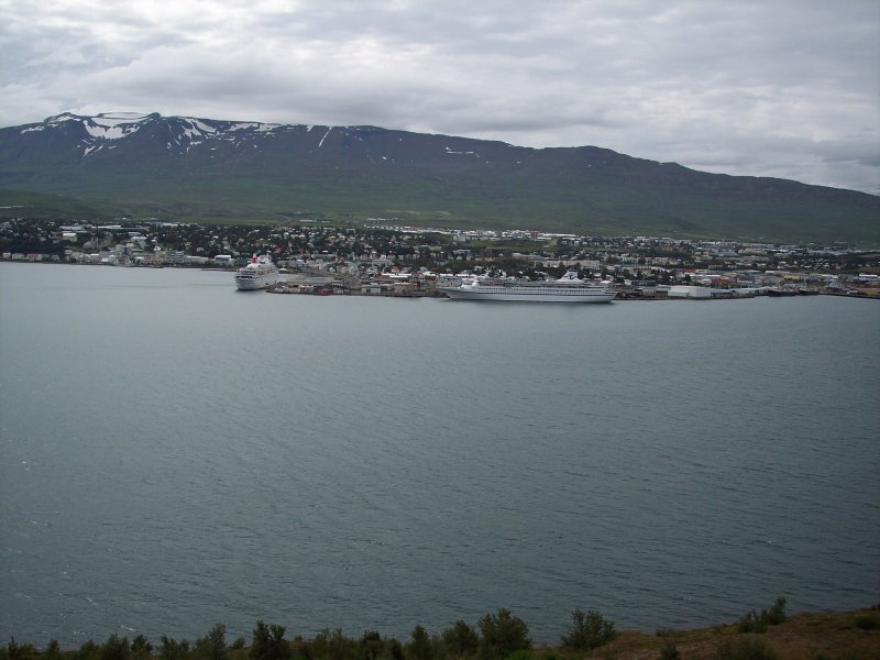 Hafen Akureyri