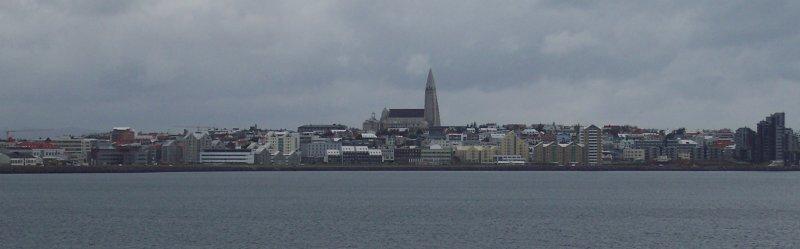 Kueste Reykjavik