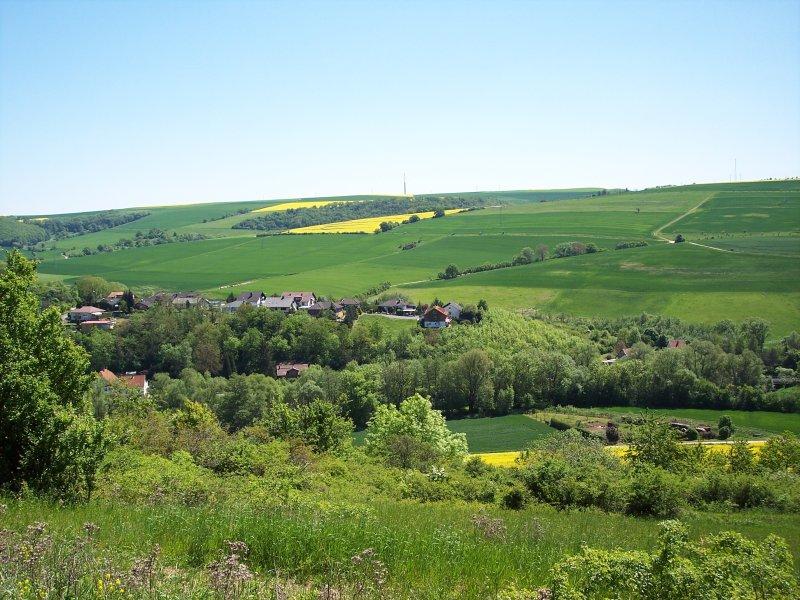Donnersberg vom Norden